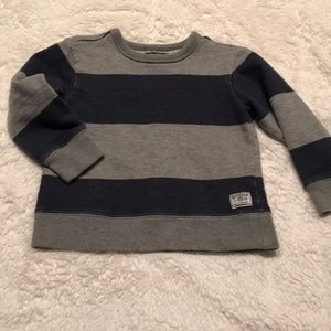 Boys light weighted sweatshirt